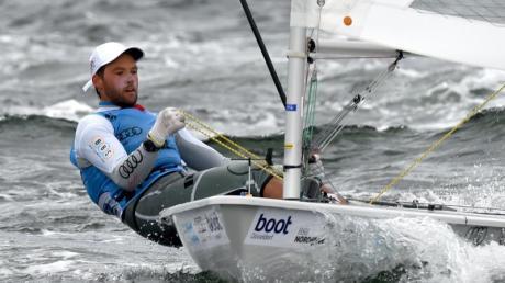 Ist für eine Verschiebung der Olympischen Spiele: Der deutsche Segler Philipp Buhl.