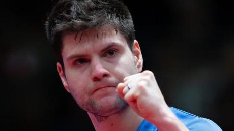 Glaubt nicht mehr an eine Austragung der Olympischen Spiele 2020: Dimitrij Ovtcharov.
