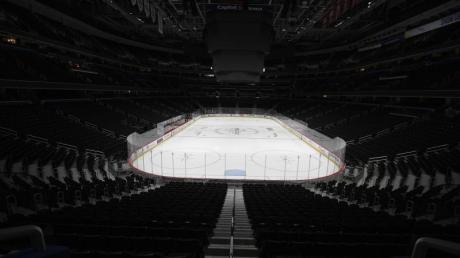 Derzeit kann nirgendwo Eishockey gespielt werden.