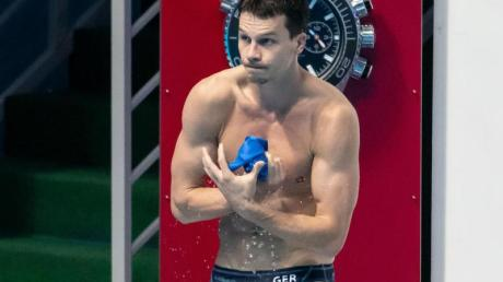Patrick Hausding kritisiert das IOC.
