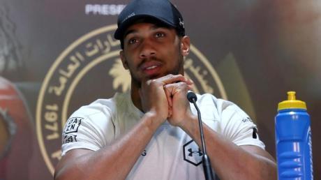 Anthony Joshua ist einer der besten Schwergewichtsboxer der Welt.