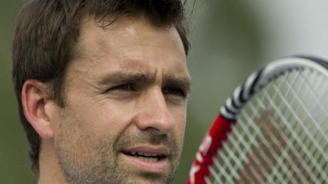 Wirkt aktiv an der Herstellung von Mund- und Nasenschutzmasken mit: Ex-Tennisprofi Nicolas Kiefer.