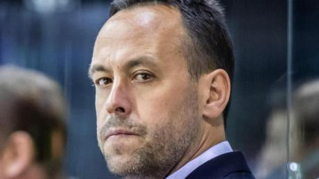 Marco Sturm, Co-Trainer bei den Los Angeles Kings.