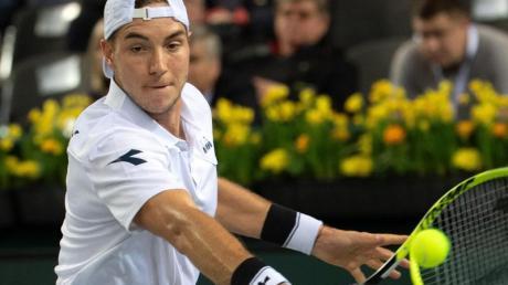 Jan-Lennard Struff kann sich 2020 keine internationalen Tennisturniere vorstellen.