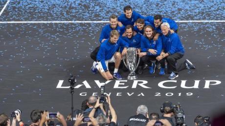 Team Europe feierte den Sieg beim Laver Cup in Geneva vor zwei Jahren. Die Termine zum Laver Cup 2021, den Zeitplan sowie Infos zu Übertragung im Free-TV und Livestream und zu den Teilnehmern erhalten Sie hier.