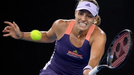 Tennisstar Angelique Kerber steht auf Pfannengerichte.