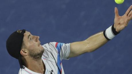 Freut sich auf den Turnierstart: Jan-Lennard Struff.