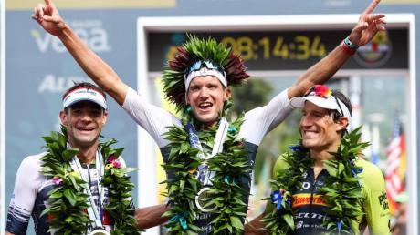 Siegte bereits dreimal auf Hawaii: Jan Frodeno.
