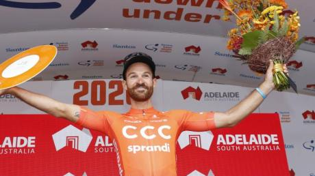 Steht beim Team CCC unter Vertrag: Simon Geschke.
