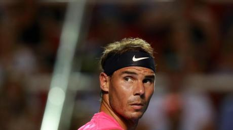 Hofft im nächsten Jahr wieder starten zu können: Rafael Nadal.