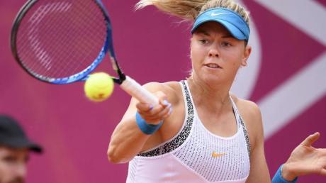 Galt lange als größte deutsche Tennishoffnung: Carina Witthöft.