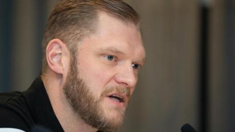 Nationaltorhüter Johannes Bitter führt in seiner Funktion als Vorstandsmitglied der Spielergewerkschaft derzeit viele Gespräche.