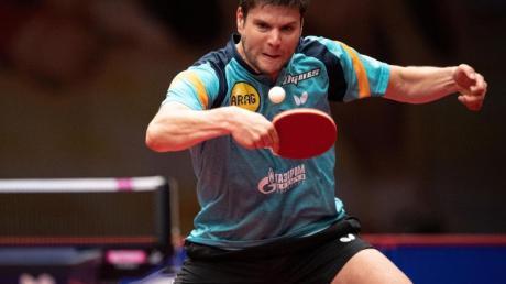 Dimitrij Ovtcharov hat die zweite Auflage des «Düsseldorf Masters» für Tischtennis-Profis gewonnen.
