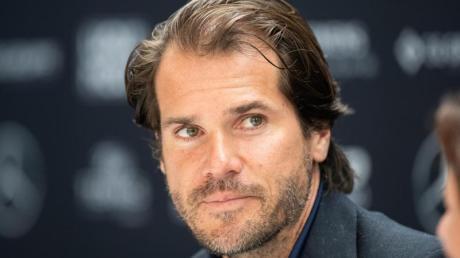 Schlägt in Berlin auf: Tommy Haas, ehemaliger Tennisprofi.