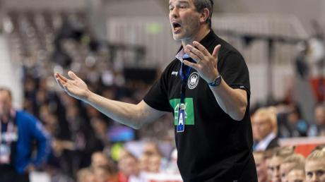 Trifft mit den deutschen Handballerinnen bei der EM auf Gastgeber Norwegen, Rumänien und Polen: Bundestrainer Henk Groener.