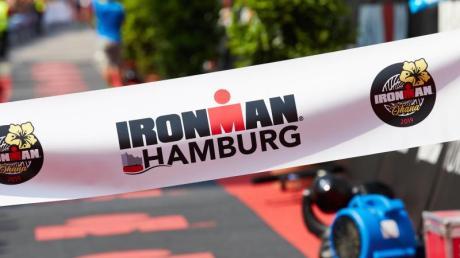 Der Ironman Hamburg soll am 6. Spetember stattfinden.
