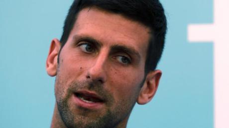 Will sich vor einer Zusage zunächst die Pläne für die US Open ansehen: Novak Djokovic.