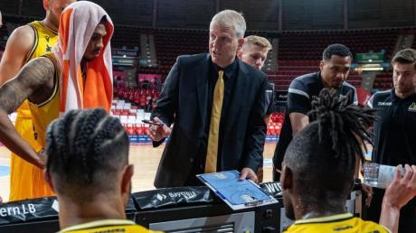 Die Ludwigsburger von Trainer John Patrick wollen das BBL-Turnier in München gewinnen.
