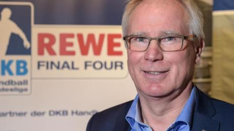 Liga-Präsident Uwe Schwenker.