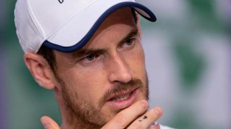 Andy Murray denkt über eine Teilnahme an den US Opnen nach.