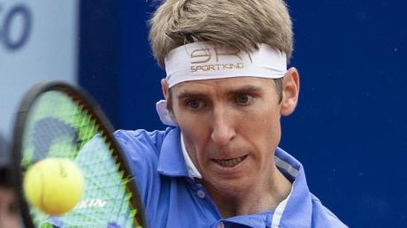 Hat die Zwischenrunde der nationalen DTB-Serie gewonnen:Cedrik-Marcel Stebe.