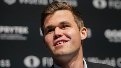 Magnus Carlsen ist der amtierende Schach-Weltmeister.
