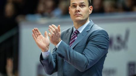 Wird neuer Trainer bei den Bamberger Basketballern: Johan Roijakkers.