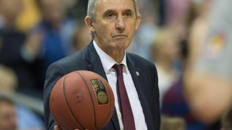 Hört als Trainer beim Basketballteam des FC Barcelona auf: Svetislav Pesic.