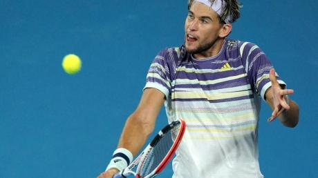 Hofft auf die Austragung der US Open: Dominic Thiem.