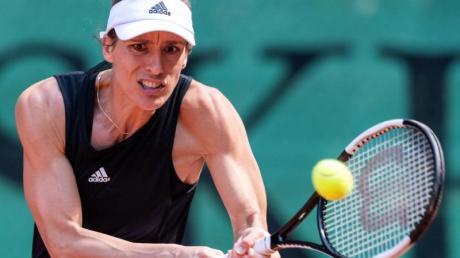 Geht mit der Adria-Tour hart ins Gericht: Tennisspielerin Andrea Petkovic.