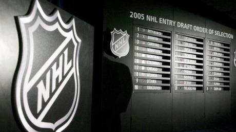 Die NHL will am 1. August wieder ihren Spielbetrieb aufnehmen.