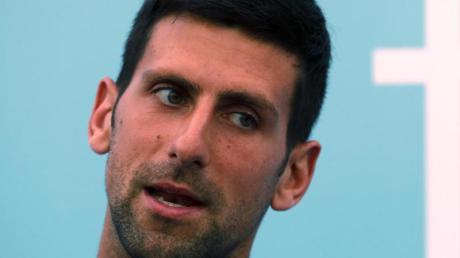 Hat noch nicht für die US Open zugesagt: Novak Djokovic.