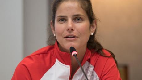 Geht davon aus, dass es noch eine weitere Entscheidung über eine Austragung der US Open geben wird: Julia Görges.