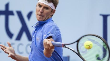 Hat sich für die Finalrunde der Serie des DTB qualifiziert: Cedrik-Marcel Stebe.