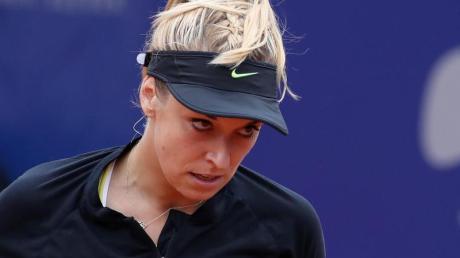 Nimmt in den USA den Tennis-Spielbetrieb wieder auf:Sabine Lisicki.