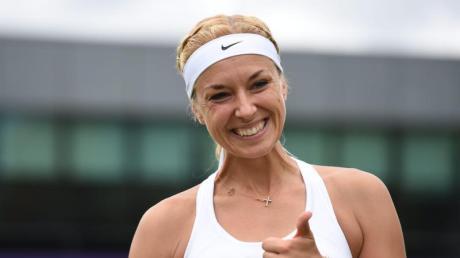 Konnte einen Erfolg feiern bei World Team Tennis in den USA: Sabine Lisicki.