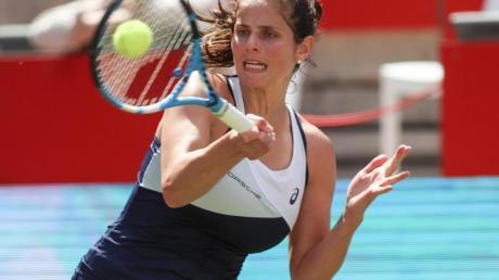 Wird nicht bei den US Open in New York spielen: Julia Görges.