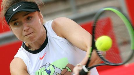 Verzichtet auf eine Teilnahme an den US Open: Jelina Switolina.