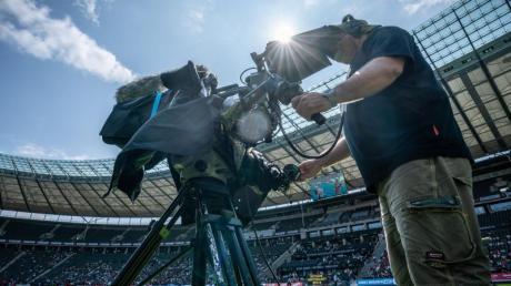 Wegen der Coronavirus-Pandemie dürfen keine Zuschauer ins Braunschweiger Stadion, die Titelkämpfe werden aber im Fernsehen zu sehen sein.