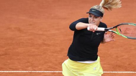 Sabine Lisicki ist beim Turnier in Prag ausgeschieden.