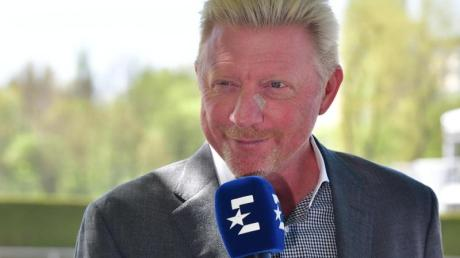 Sorgt mal wieder für Gesprächsstoff: Boris Becker.