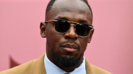 Hofft «zutiefst, dass die Welt ein besserer Platz in der Zukunft wird: Usain Bolt.