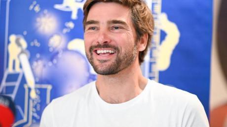 Startet bei der Vendée Globe: Segler Boris Herrmann.