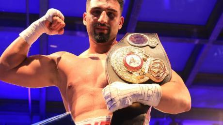 Soll gegen Tyson Fury boxen: Agit Kabayel.
