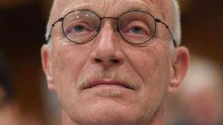 Frank Hensel beim DLV-Verbandstag 2017 in Darmstadt.