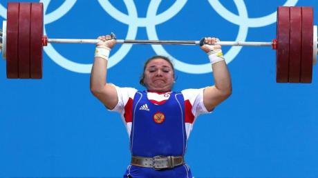 Wurde wegen des Dopings erneut gesperrt: Tatjana Kaschirina.
