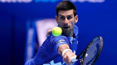 Novak Djokovic gehört nicht mehr dem Spielerrat der ATP an.