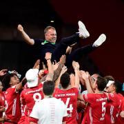 Hansi Flick kann den FC Bayern München erneut zum Meistertitel führen.