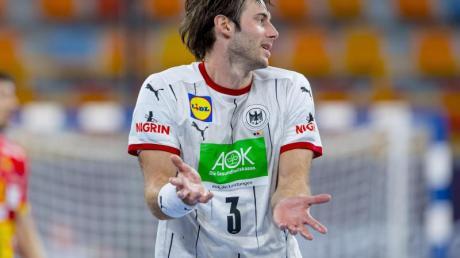 Bekommt Rückendeckung vom Bundestrainer: DHB-Kapitän Uwe Gensheimer.