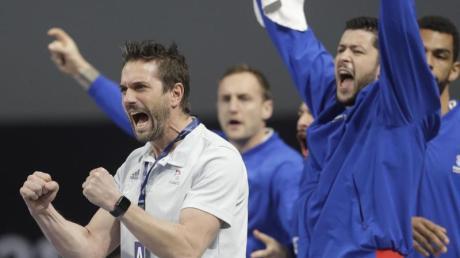 Frankreich setzte sich gegen Portugal durch und steht im Viertelfinale.